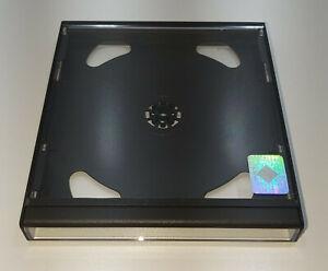 3x nouveau boîtier officiel Sony PlayStation 1 hologramme de remplacement cas