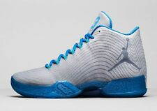 Nike Air Jordan XX9 Home Playoff Pack SZ 9 White Cool Photo Blue 749143-104 AJ29