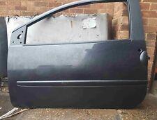 Renault Twingo 2007-2011 Passenger NSF Front Door Black 676 3dr