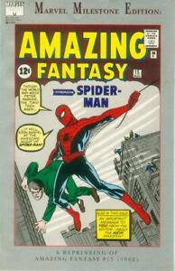 Amazing Fantasy # 15 (Milestone Edition) (USA,1992)