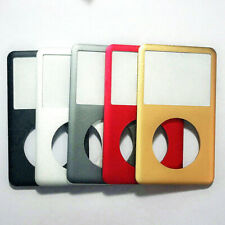Front Faceplate Cover Housing Case & Glass for iPod Classic 6 7th Gen 120 160GB