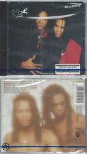 CD--NM-SEALED-MILLI VANILLI -1988- -- ALL OR NOTHING