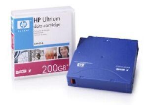 HP LTO Ultrium 1 Data Cartridge C7971A