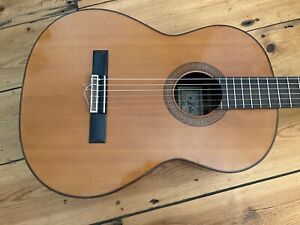 Aria A556 Classical Guitar Made in Japan 1970s