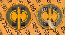 US Army 11th Military Police MP Brigade Dress uniform patch