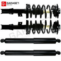 4 Front Rear Struts Assembly For 2008-2010 Saturn Vue & Chevy Equinox
