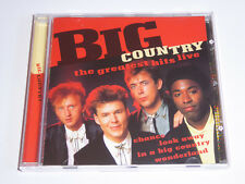 Big Country - The Greatest Hits: Live - GENUINE CD ALBUM - EXCELLENT CONDITION