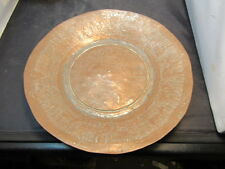 Antique Copper bowl Islamic Middle East