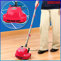 Commercial Grade Wood Concrete Floor Cleaner Scrubber Polisher Machine Buffers