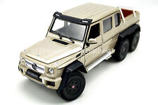 MERCEDES-BENZ AMG G63 6X6 1/24 WELLY