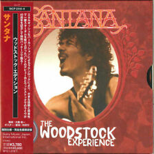SANTANA-WOODSTOCK EDITION-JAPAN 2 MINI LP CD Ltd/Ed K22