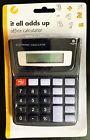 ✅ DESKTOP CALCULATOR with Batteries Office Equipment Maths FREE DEL 📮🇬🇧✅