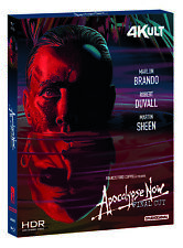 Apocalypse Now Final Cut (blu-ray 4k Ultra HD 3 Blu-ray) Eagle Pictures