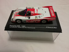 PORSCHE 956 #14 24H LE MANS 1983 PALMER/LAMMERS/LLOYD 1/43 IXO/ALTAYA