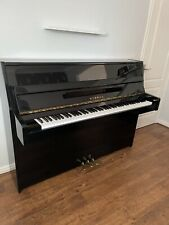 More details for yamaha/ eterna black gloss upright acoustic piano