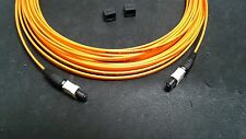 10 m   MTP (MPO) 62.5/125 Multimode 12 Strand Fiber Optic Cable female to female