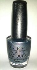 OPI O.P.I. Nail Lacquer Polish DS sapphire blue blau holo holographic Nagellack