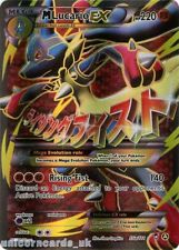 Mega Lucario EX 55a/111 Holo Foil Mint Pokemon Card