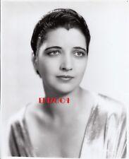 KAY FRANCIS Old Restrike Photo 1930s Elegant Youthful Grace Actress Portrait