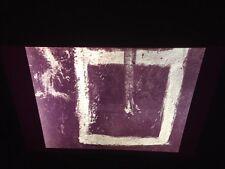 "Aaron Siskind ""Ucuapan Mexico 1955"" Photography 35mm Art Glass Slide"
