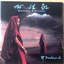 DADAWA  Sister Drum     RARE  CD ALBUM