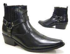 Markenlose EUR Größe 44 Herrenstiefel & -boots mit Reißverschluss