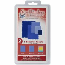 Nestabilities Dies - Deckled Rectangles Large - Spellbinders
