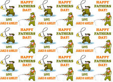 Personalised Gift Wrapping Paper FATHERS DAY 2