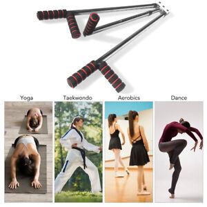 Heavy Duty 3 Bar Leg Stretcher Martial Arts Training Leg Stretching Machine I6J4