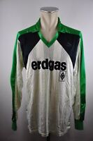 Borussia Mönchengladbach Trikot 80er Puma Erdgas Gr. L 1987-88 Gladbach Jersey