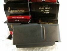 Browning BAR Old Model .270 .3006 Factory 4 Shot Magazine 1320081 3 Ship Free!