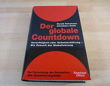 Harald Schumann, Christiane Grefe: Der globale Countdown / Gebunden
