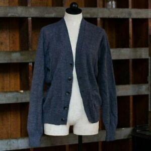 Grand Slam Grey Cardigan Sweater   M