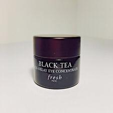 FRESH Black Tea Age-Delay Eye Concentrate Cream - 0.16oz/5ml - New Travel Size