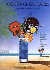 Cocktail guitares sans CD par Versini et Anny chez ID Music