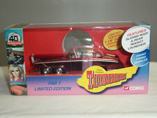 CORGI 00603 THUNDERBIRDS LADY PENELOPES FAB 1 ROLLS ROYCE MODEL CAR + FIGURES