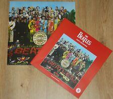 THE BEATLES Sgt Pepper's 180g LP NEW DeAgostini Vinyl Spain #2 with magazine