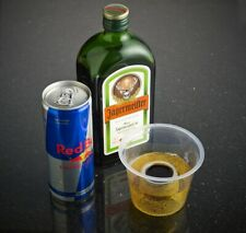 1000 x JagerBomb / Bomb Shot Glasses - Great for Jagermeister [5055202123243]