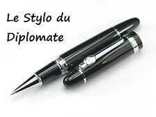 Grand stylo Roller de collection Le Diplomate - roller pen penna pluma