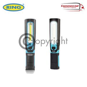 RING RIL3600HP MAGFLEX TWIST ULTRA BRIGHT COB LED INSPECTION LAMP TORCH LIGHT