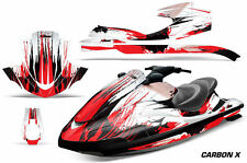 Jet Ski Graphics Kit Decal Wrap For Yamaha Wave Runner FX140 2002-2005 CARBONX R
