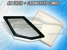 AIR FILTER CABIN FILTER COMBO FOR 2014 2015 2016 2017 JEEP CHEROKEE 2.4L 3.2L
