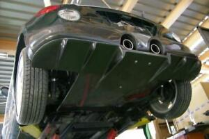 Rear Diffuser for the Daihatsu L880K Copen by First Molding