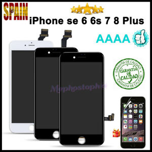 Pantalla Para iPhone 5 5S 6S+ 6 Plus 7 Plus 8 LCD Táctil Retina Completa Display