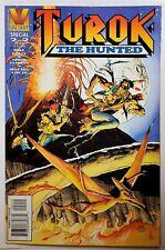 Turok the Hunted #2 (March 1996, Valiant) VF/NM