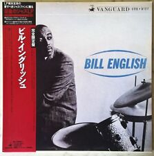 BILL ENGLISH SAME S/T JAPAN LP w/OBI