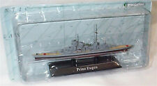 Prinz Eugen war Ship Mounted on display Plinth 1:1250 Scale  new in pack KZ10