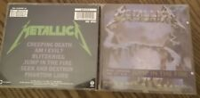 Metallica Creeping Death - Jump In the Fire CD 1990