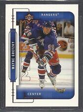 1999-00 Upper Deck MVP - #131 - Wayne Gretzky - Edmonton Oilers