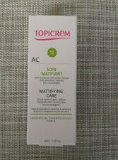 Topicrem AC Matifying Care anti-shine control, anti-pollution for care oily skin
